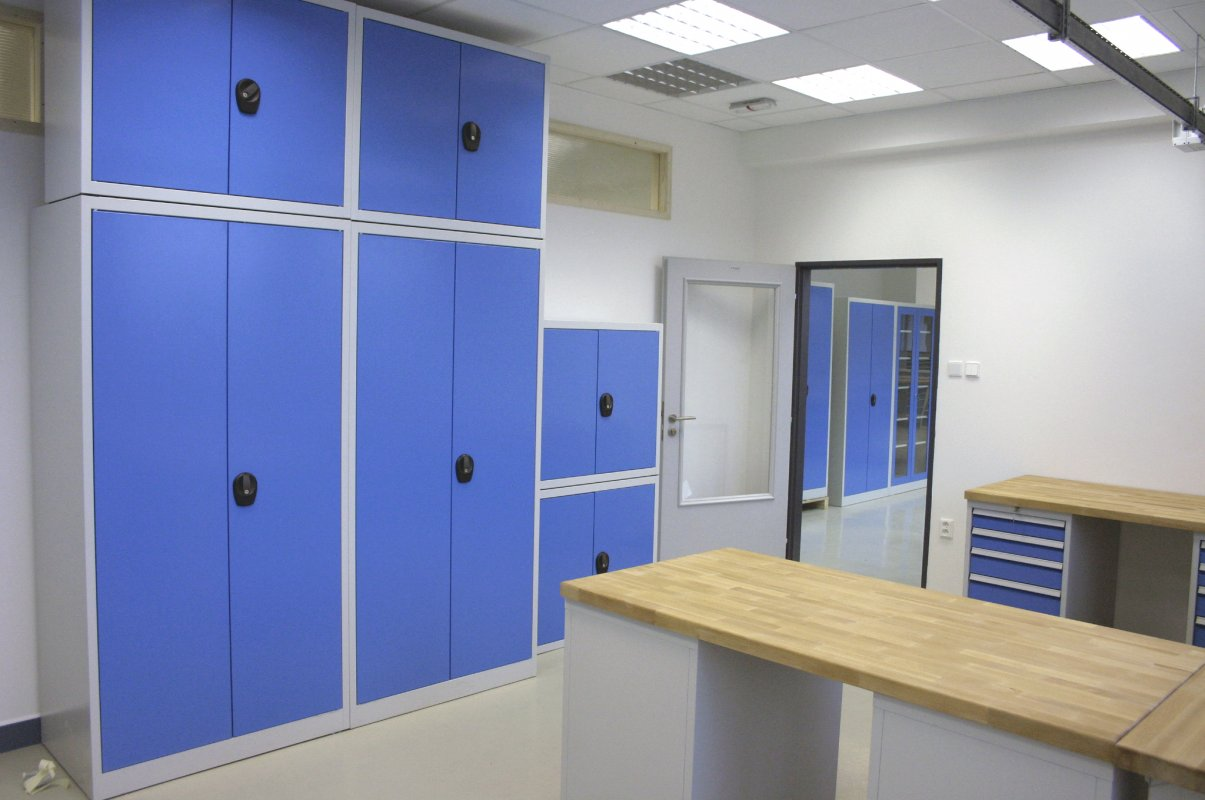 Workshop Cabinets